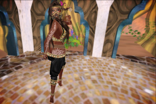 Mark of the Djinn https://themanyfacesofmelyna.blogspot.com/2021/04/799-mark-of-djinn.html  #Secondlife #TwistedHuntDjinn #TwistedHuntEvents #RopedPassions #DreamingThicket #TheStringerMausoleum #WyldWynter #Roawenwood #Pixelancer #Mirage #BootysBeauty #GlamAffair #LelutkaEvoX #MaitreyaLaraMeshBody #LegacyMeshBody #Djinn #genie